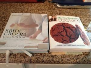 Cookbooks for the afternoon