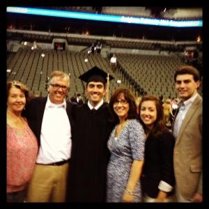 After graduation!