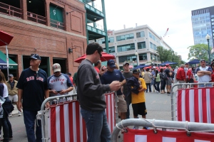 Pitching outside of Fenway