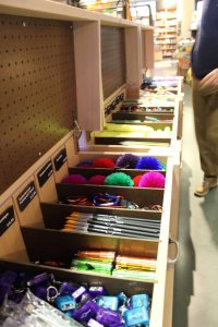 Exploratorium gift shop