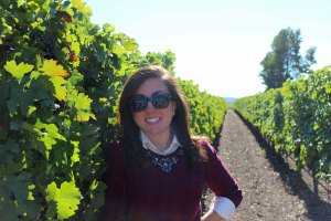 I could totally live on a vineyard