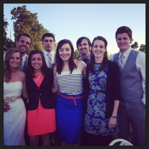 Riley and Becca's wedding in Tennessee