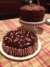 Christmas Eve Desserts