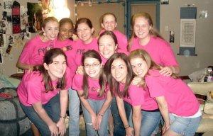 Loved my freshman girls Bible study