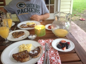 Can we have breakfast like this everyday?