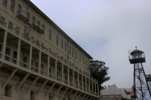 Getting into Alcatraz
