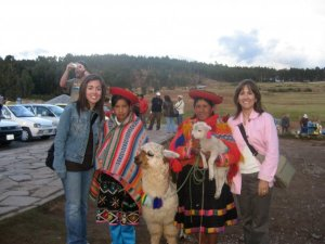 One of the highlights to my semester abroad was when my mom came to visit and we traveled to Peru together