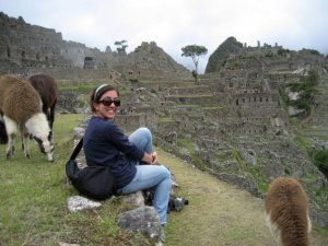 Machu Picchu, day two