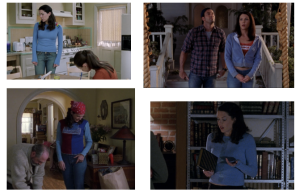 Lorelai's favorite casual look