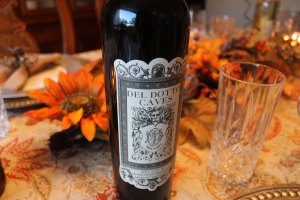 Best wine of the weekend: wine from Del Dotto