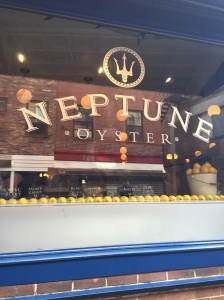 So glad we finally got to try Neptune Oyster