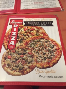 The original Regina Pizzeria
