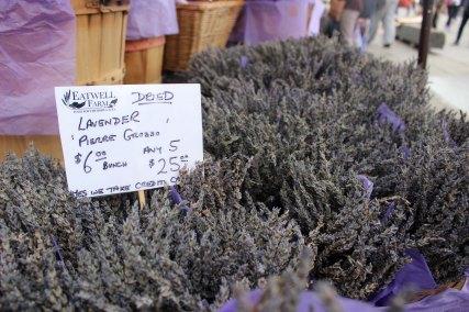 Farmer's Market at the Embarcadero